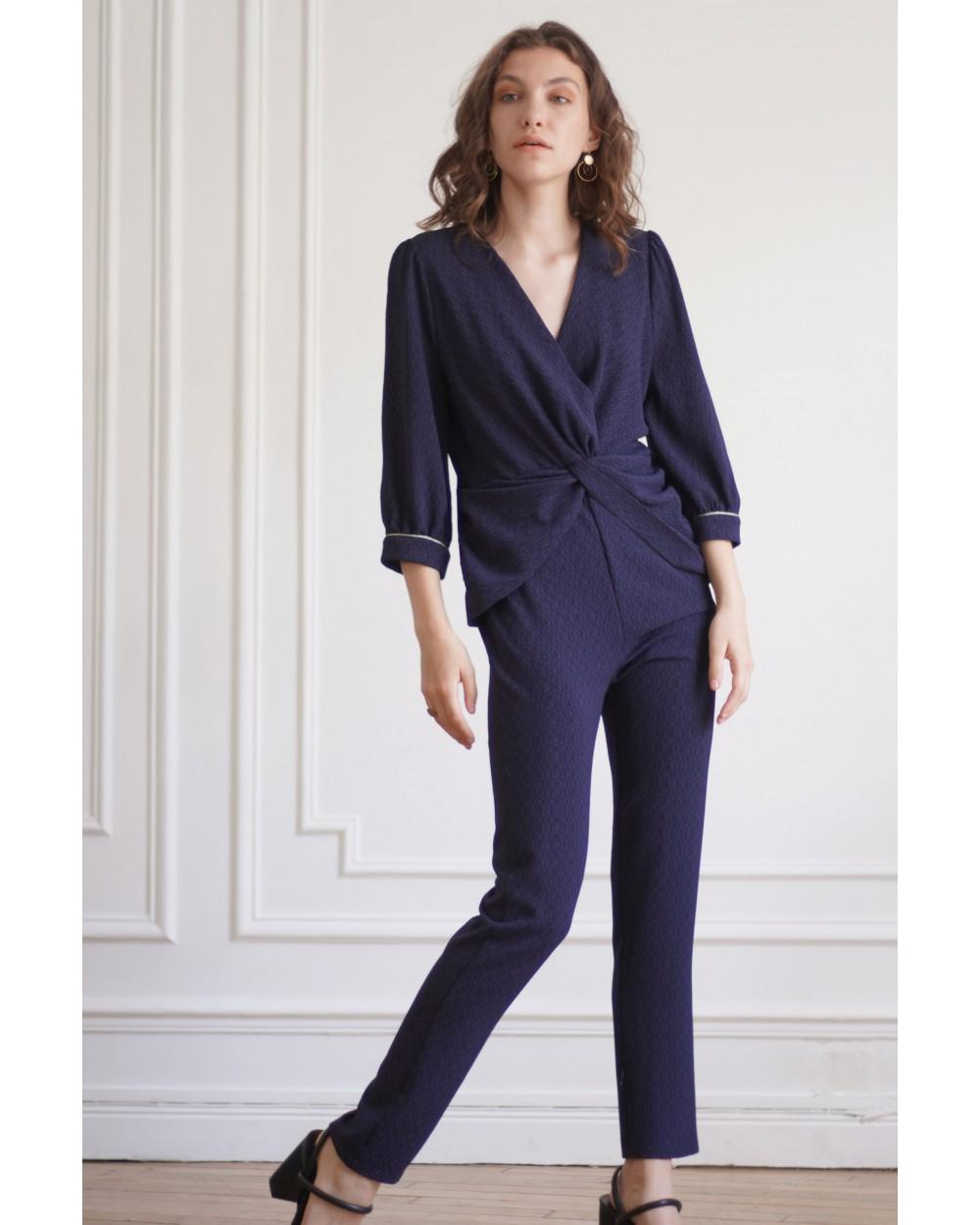 Combinaison pantalon chic et sexy